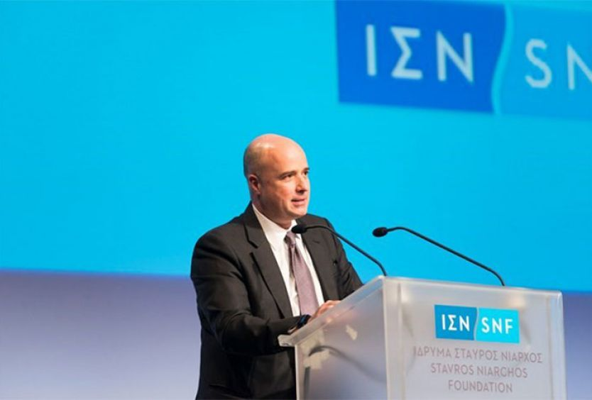 Ο Πρόεδρος του ΙΣΝ, κ. Ανδρέας Δρακόπουλος, μοιράζεται στην «Καθημερινή» σκέψεις για τη Νέα Χρονιά - Εικόνα