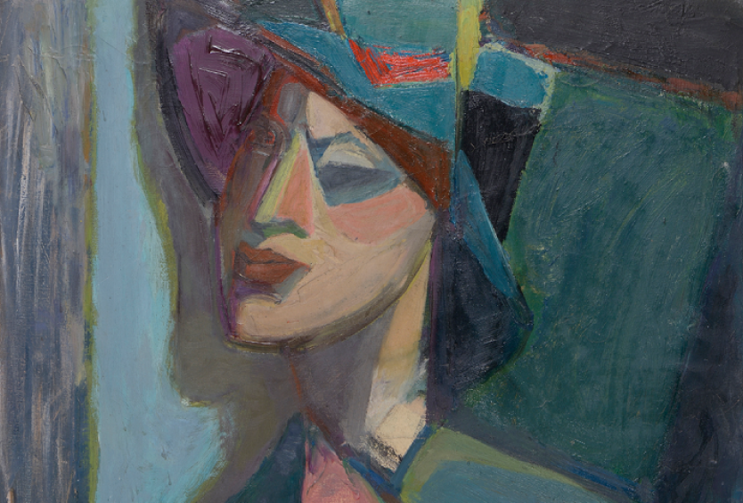 Retrospective Exhibition: Eleni Stathopoulou - The Geometry of Colors - Εικόνα