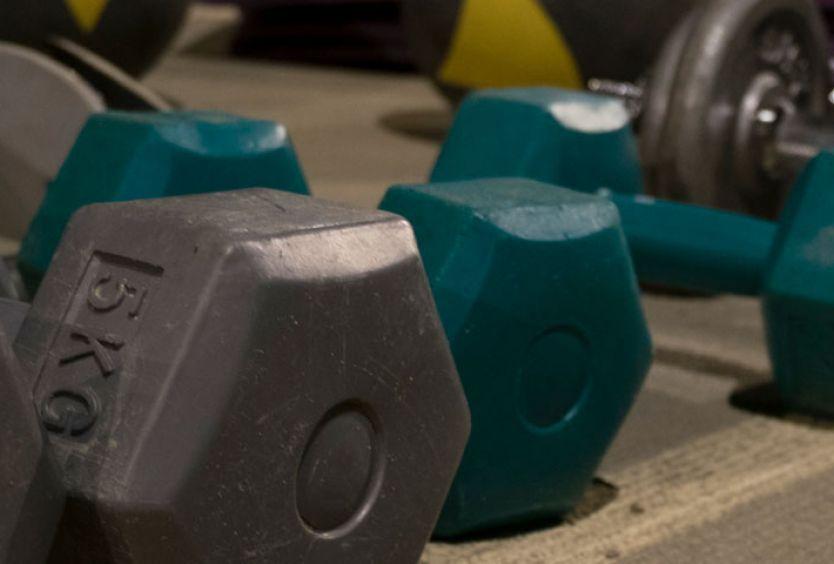 Φωτογραφία από όργανα γυμναστικής