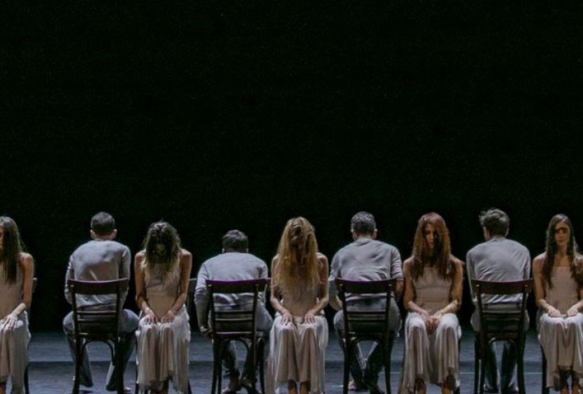 """Φωτογραφία από την παράσταση χορού """"Από τη Ρωσία με Αγάπη"""" στην Εθνική Λυρική Σκηνή"""