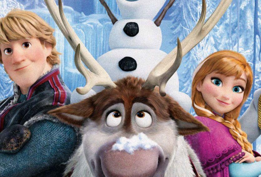 """Φωτογραφία από σκηνή της ταινίας """"Frozen"""""""
