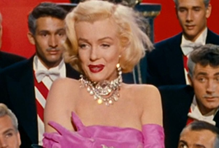 Park Your Cinema: Οι Άνδρες Προτιμούν τις Ξανθιές (1953) - Εικόνα