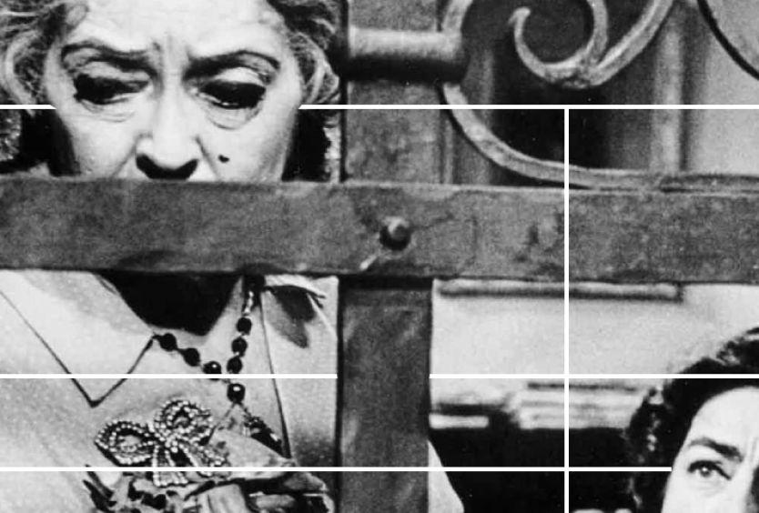 Φωτογραφία από την ταινία Τι απέγινε η Μπέιμπι Τζέιν, του 1962