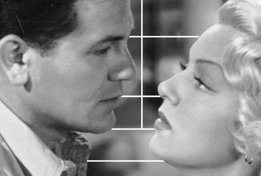 Φωτογραφία από την ταινία Η Μοίρα δεν Ξεχνά, του 1946