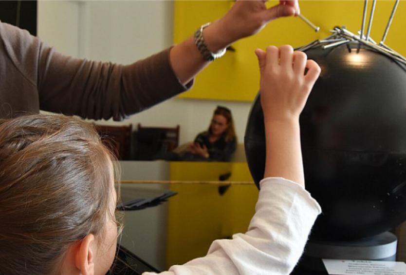 Εκδηλώσεις Μελών για Οικογένειες εκτός των τειχών του ΚΠΙΣΝ: Εκπαιδευτικά προγράμματα στο Ίδρυμα Takis (ΚΕΤΕ) - Εικόνα