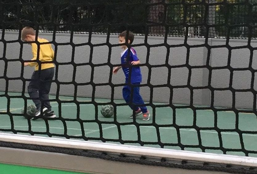 Φωτογραφία από Street Soccer