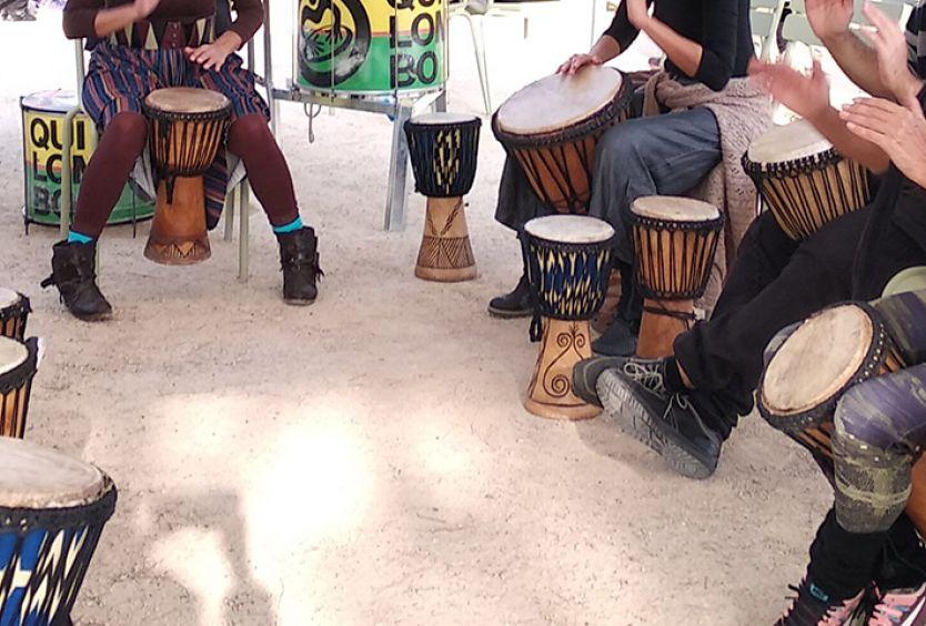 Percussion Circle for Adults - Εικόνα