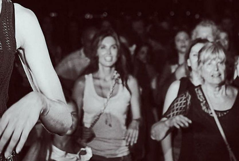 Φωτογραφία από βραδιά με latin χορούς