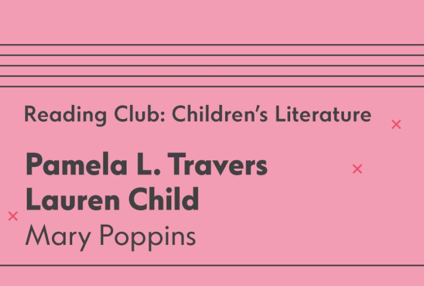 Reading Club: Children's Literature | Mary Poppins - Εικόνα