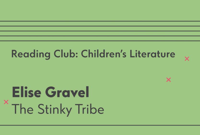 Reading Club: Children's Literature | The Stinky Tribe - Εικόνα