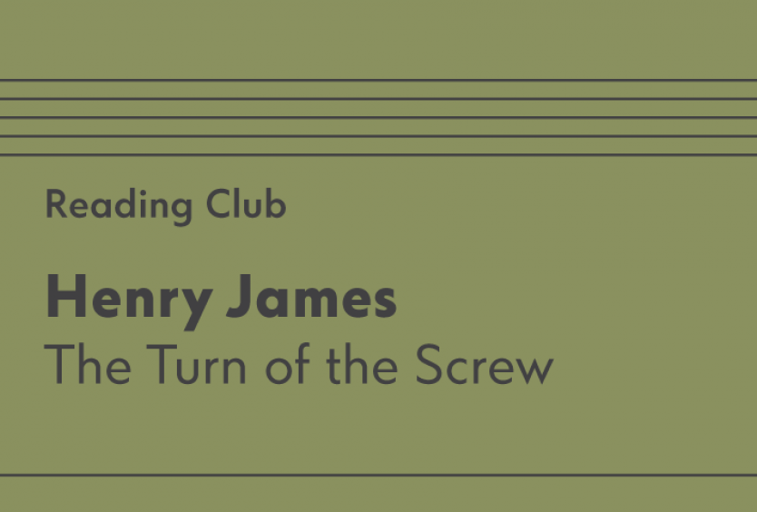 Reading Club: The Turn of the Screw - Εικόνα