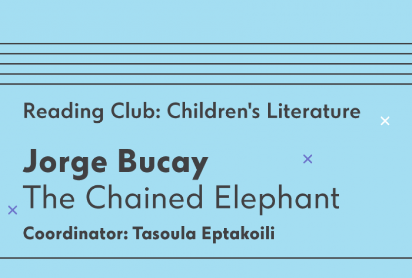 Reading Club:  Children's Literature | The Chained Elephant - Εικόνα