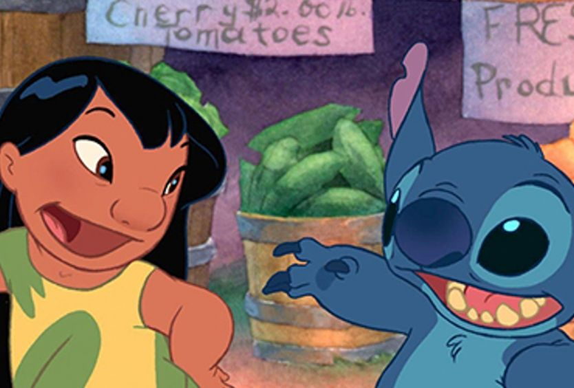 Park Your Cinema Kids: Λίλο και Στιτς (2002) - Εικόνα
