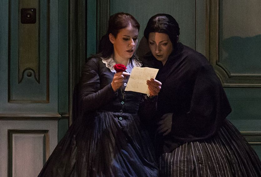 "Members Events: GNO dress rehearsal - ""Lucia di Lammermoor"" - Εικόνα"