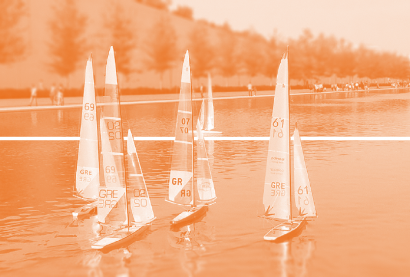RC Sailing Competition  - Εικόνα