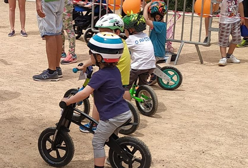 Cycling classes for children - Εικόνα