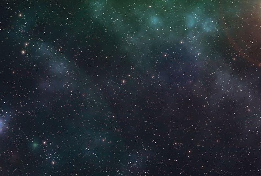 Φωτογραφία από τον ουρανό που είναι γεμάτος με αστέρια