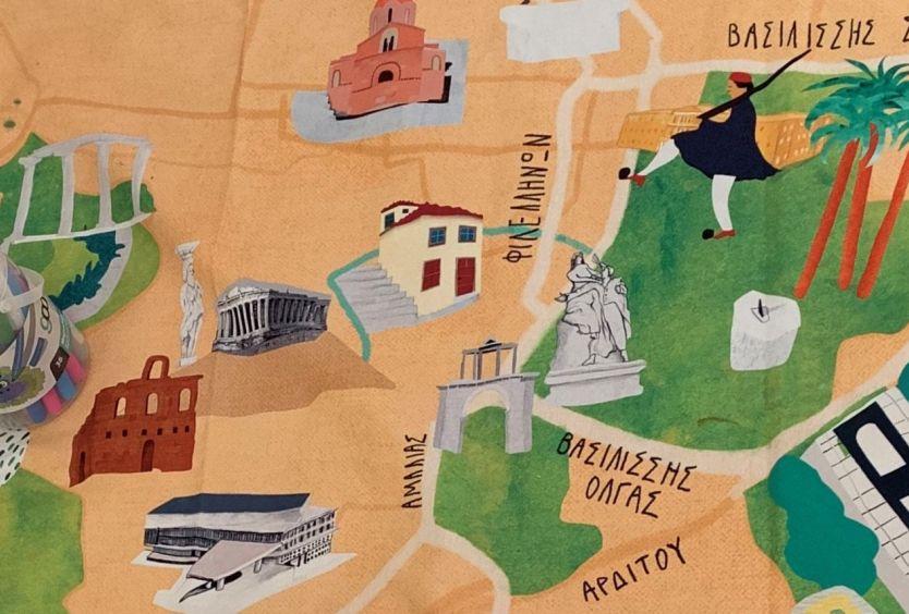 A Picnic for Cartographers - Εικόνα