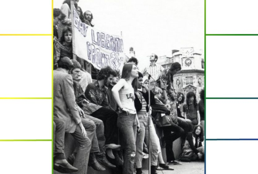Once upon a time before Stonewall - Εικόνα
