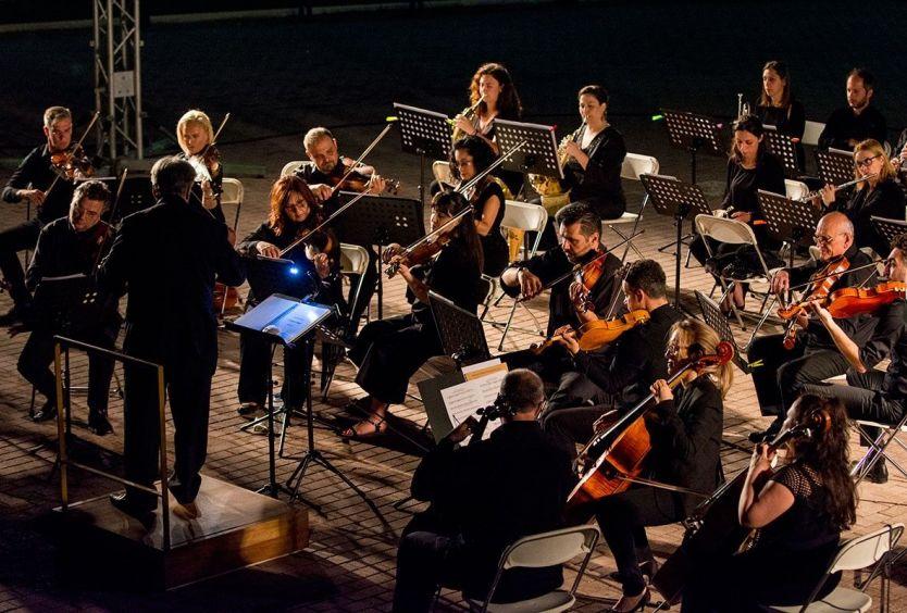 Yale Alumni Chorus Athens Academica & El Sistema Greece - Εικόνα