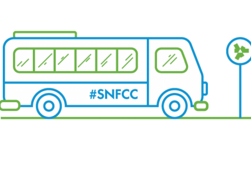 SNFCC shuttle bus suspension - Εικόνα