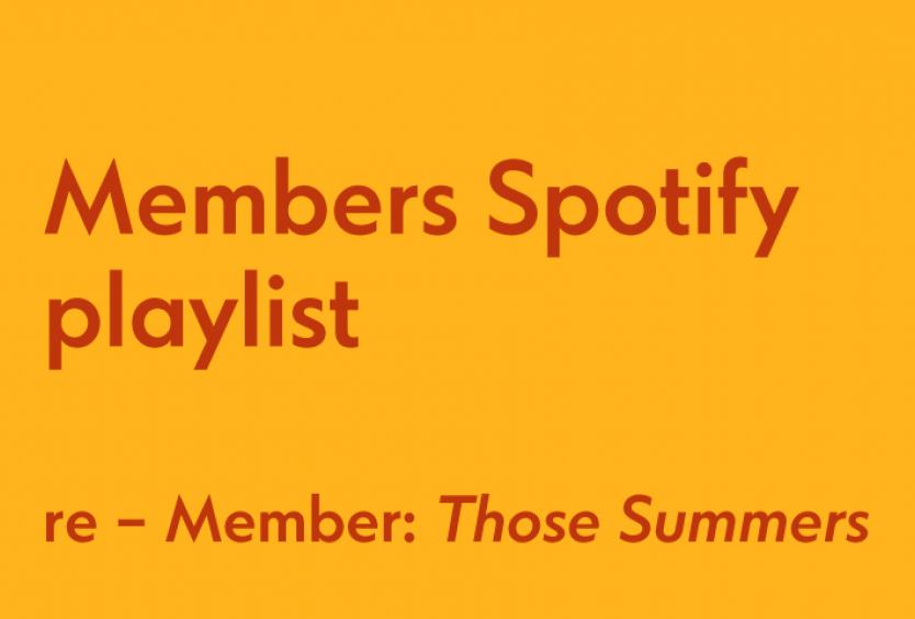 Τα Μέλη του ΚΠΙΣΝ είναι στο Spotify - Εικόνα