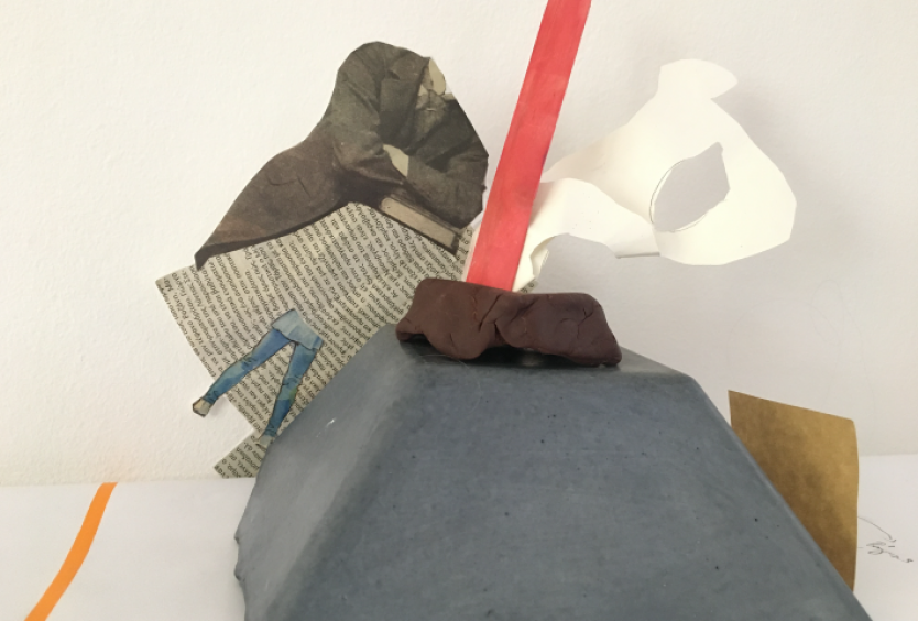 Sculpture: Creating my heroes - April - Εικόνα