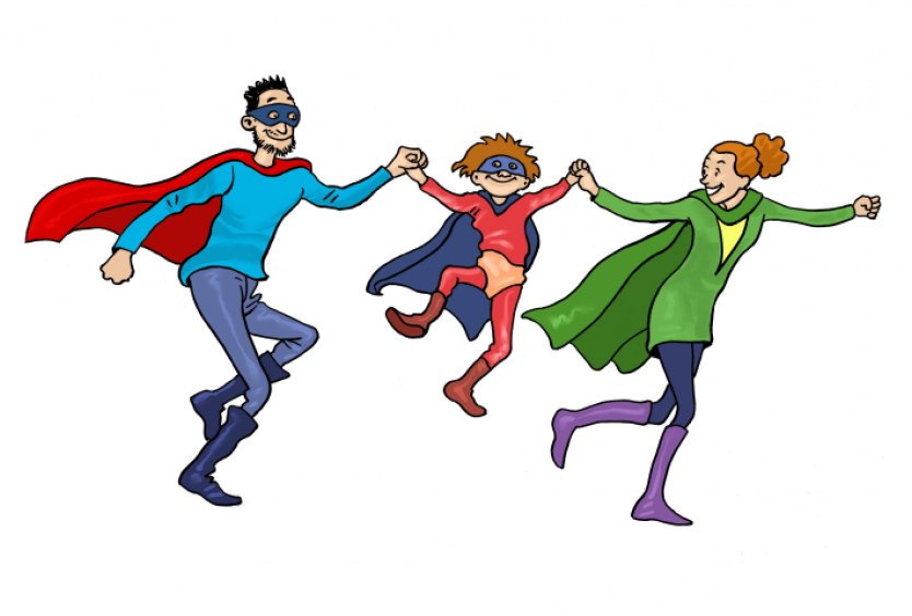 Κόμικ: Ήρωες παντός καιρού - Ιούνιος - Εικόνα