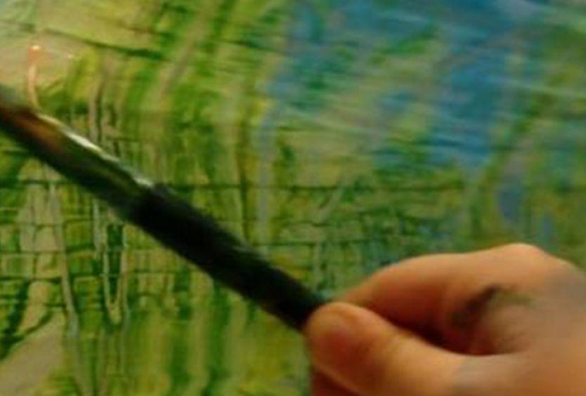 Φωτογραφία που απεικονίζει χειροτεχνία με θαλασσινό θέμα