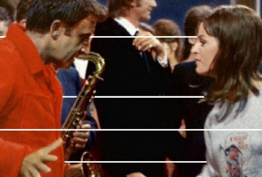 """Φωτογραφία από την ταινία """"Το Πάρτι (1968)"""""""