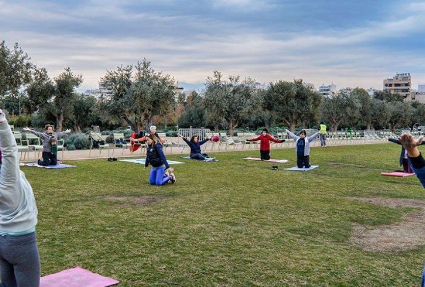 Φωτογραφία από τη δραστηριότητα βασικό μάθημα mat pilates