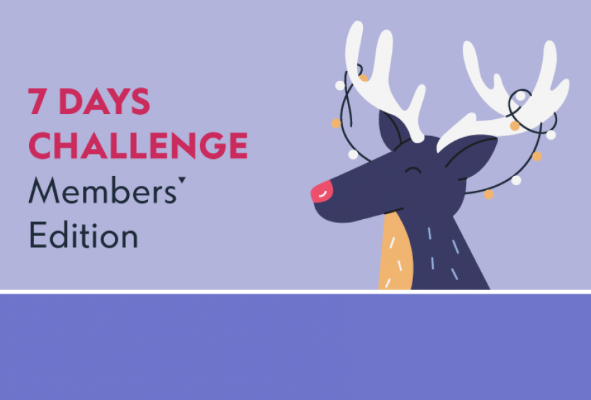 Members Events: 7-days challenge Members' Edition - Εικόνα