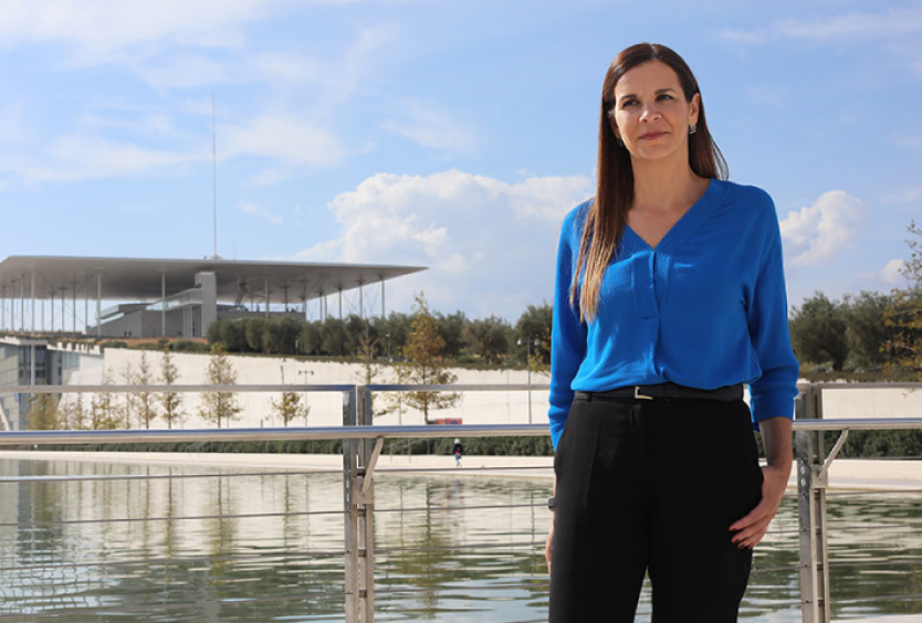"Elly Andriopoulou, SNFCC Managing Director, in ""K"": In the Culture of ""We"" - Εικόνα"