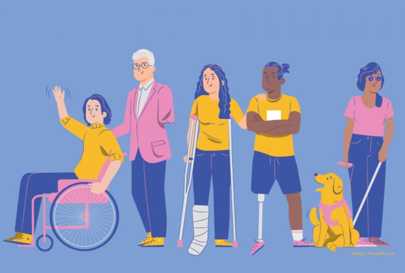 Συζήτηση: Συνέργεια και Αναπηρία  - Εικόνα