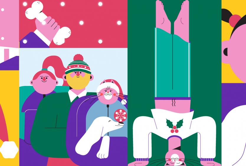 Δημιουργικό για τις Χριστουγεννιάτικες Οικογενειακές Περιπέτειες