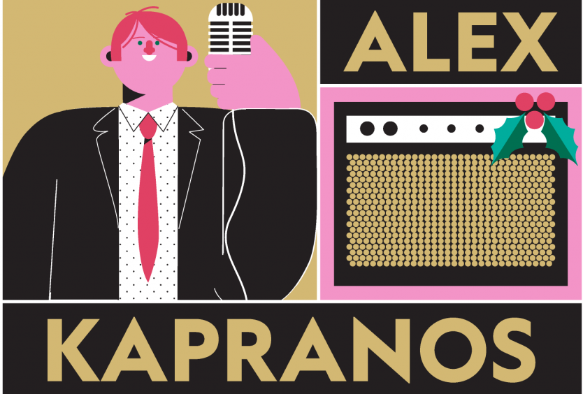 SNFCC Sessions: Alex Kapranos - Εικόνα
