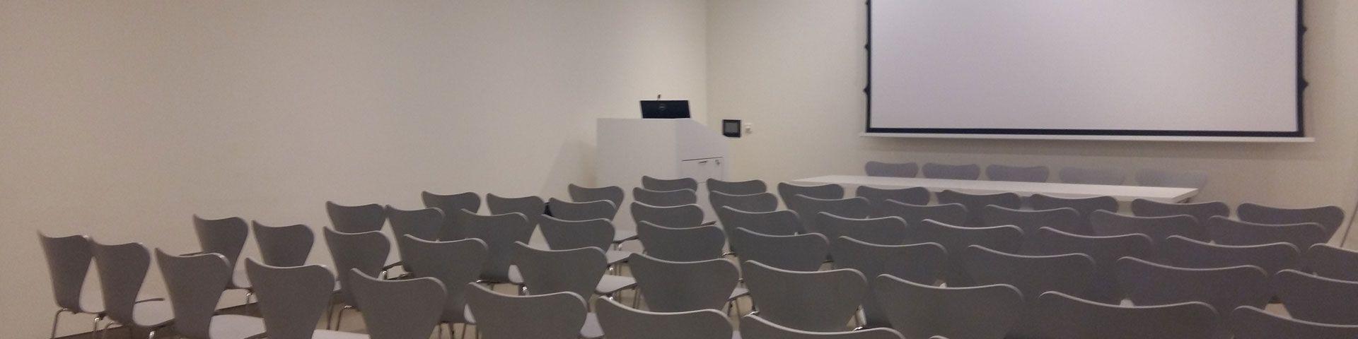 Ενοικιάσεις Χώρων: Αίθουσα Πολλαπλών Χρήσεων 2 - Εικόνα