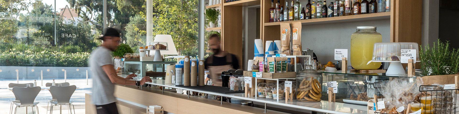 Φωτογραφία από το σημείο εστίασης Canal Cafe