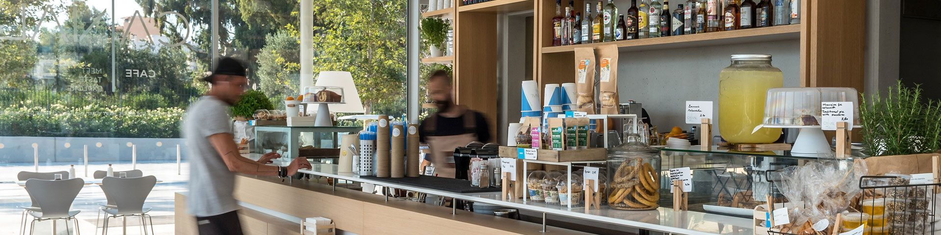 Photo of Canal Cafe at SNFCC