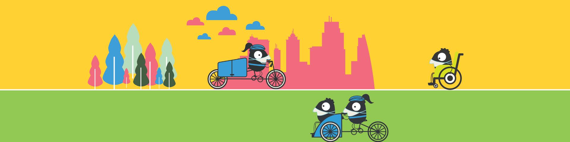 European Mobility Week 2020 - Εικόνα