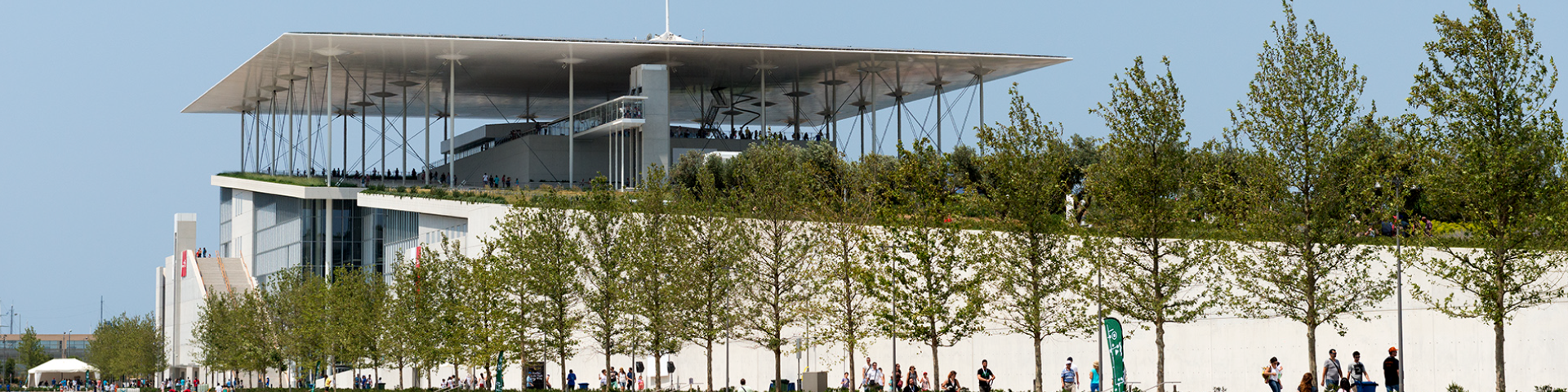 Health and Safety Awards 2020: Golden Prize to the Stavros Niarchos Foundation Cultural Center and Ergonomia - Εικόνα