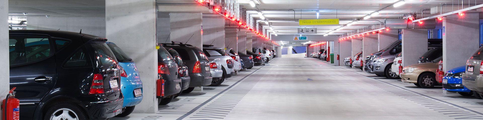 Φωτογραφία από το Parking του ΚΠΙΣΝ