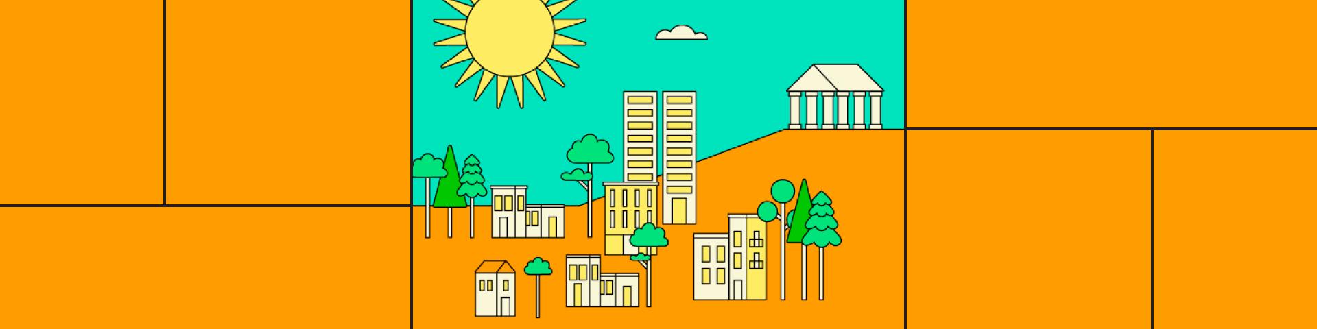Μια πόλη, ένα οικοσύστημα! - Εικόνα